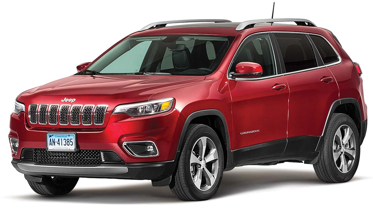 2019 Jeep Cherokee Review Consumer Reports
