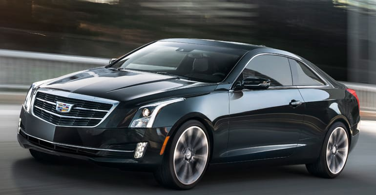 Least reliable cars: Cadillac ATS