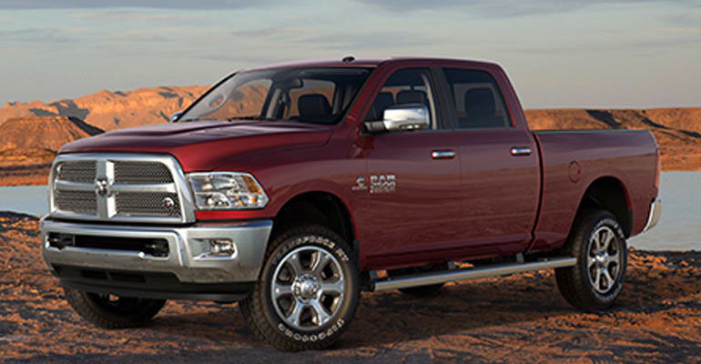 Automotive Turkeys - Worst Predicted Reliability: Ram 3500