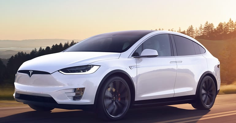 Least reliable cars: Tesla Model X