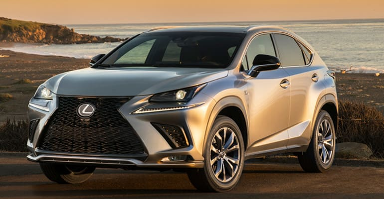Most reliable cars: Lexus NX