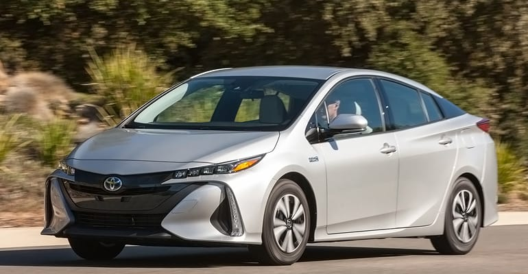 Most reliable cars: Toyota Prius Prime