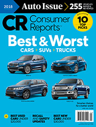 Consumer Reports Bookstore Magazines