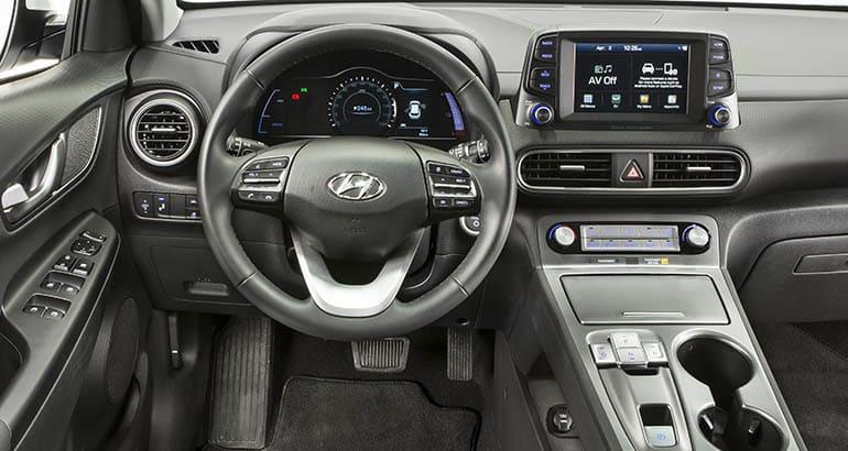 2019 Hyundai Kona Ev Electric Car Review Consumer Reports