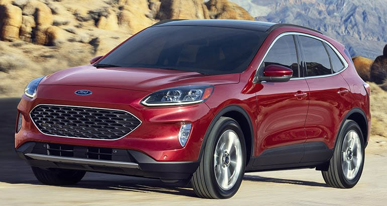 Ford Hybrid Suv >> Redesigned 2020 Ford Escape Adds Tech Loses Weight Consumer Reports