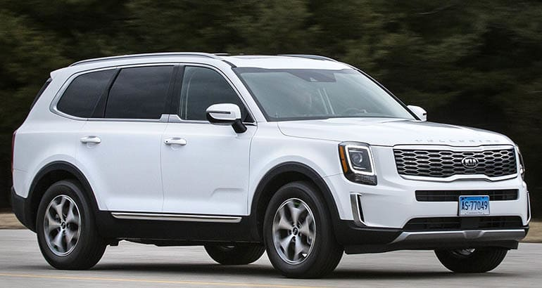 2020 Kia Telluride Pricing Features Ratings And Reviews Edmunds