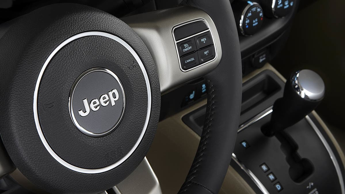 NHTSA Airbag Investigation includes the 2014 Jeep Patriot