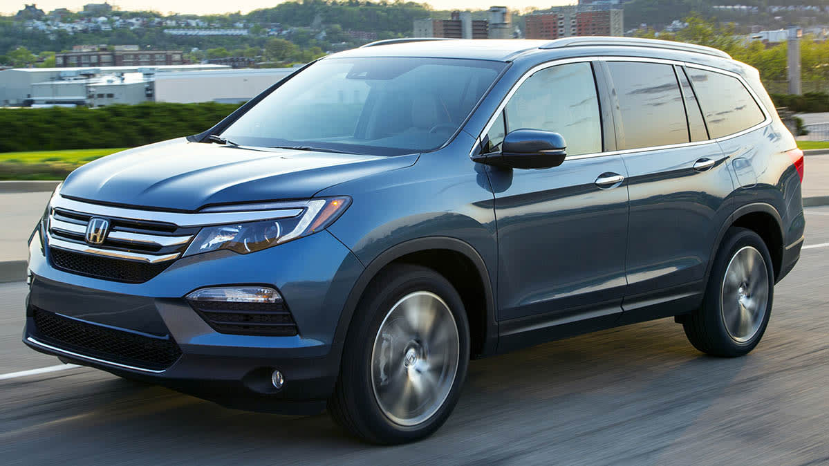 Honda Recalls the 2018 Honda Pilot for timing belt concerns