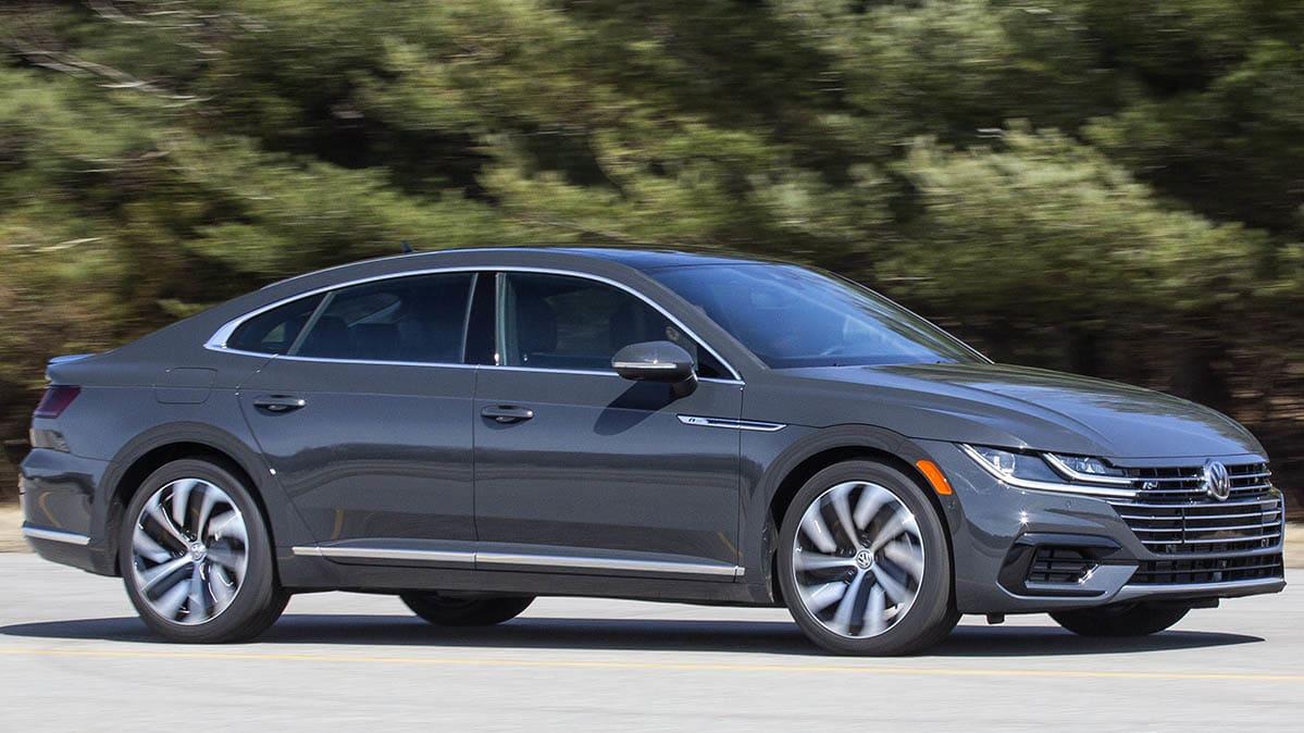 New 2019 Volkswagen Arteon Is a Stylish Alternative to Midsized Sedans