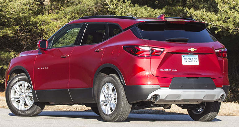 All New 2019 Chevrolet Blazer Is No Bulky Brute Consumer