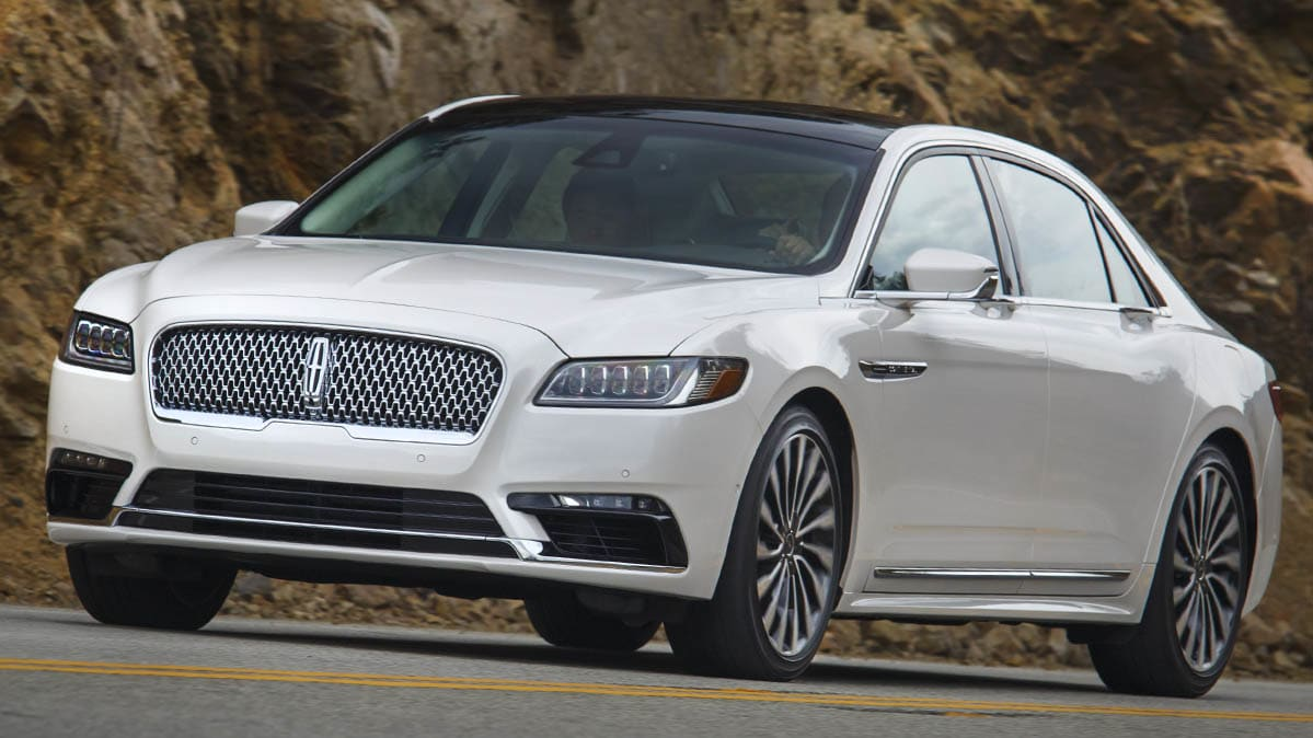 Lincoln Continentals Recalled Consumer Reports