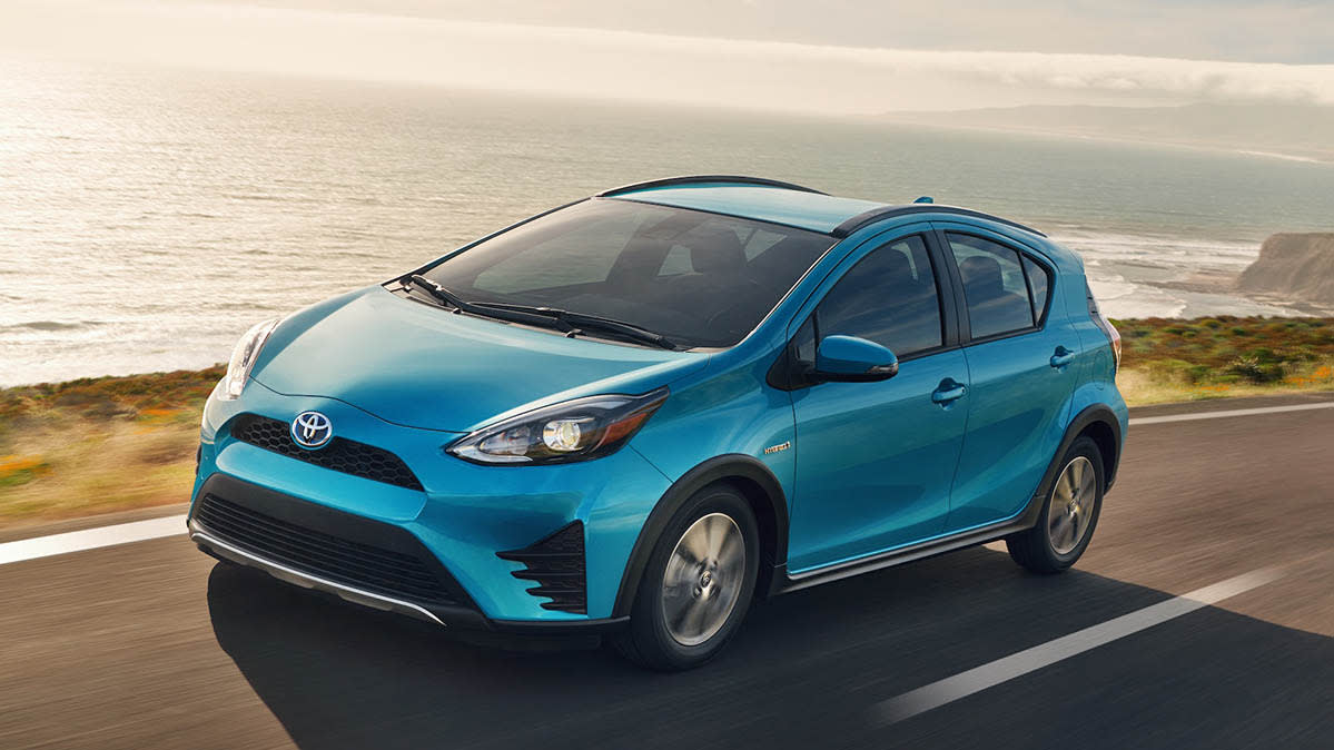 Most Reliable Cars Includes Toyota Prius C