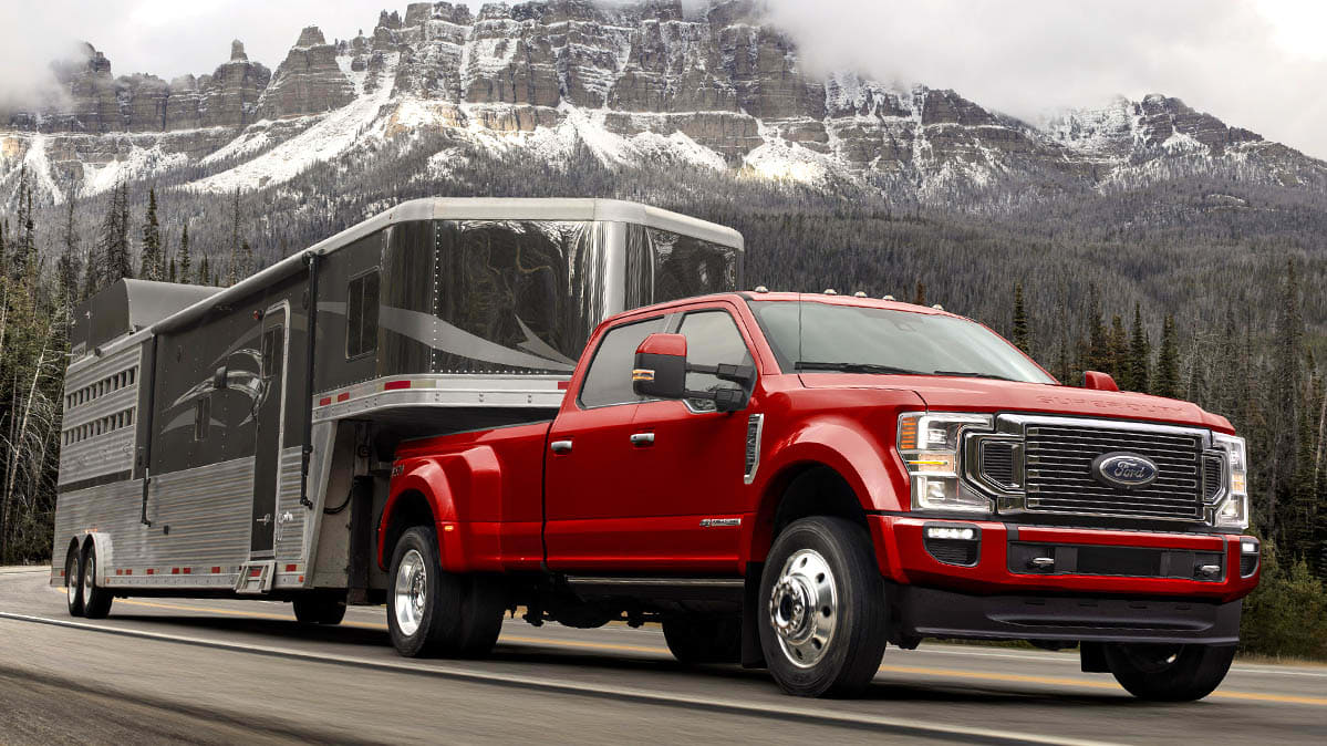 2020 Ford F 250 Super Duty Pickup Truck Preview
