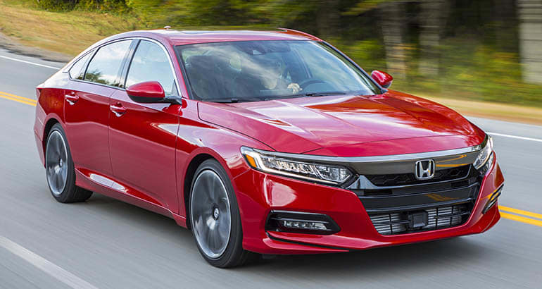 Honda Accord - Best Cars for First-Job Commuters