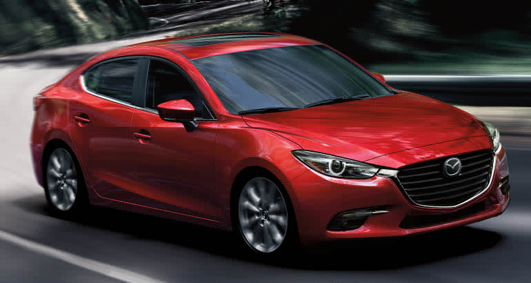 Mazda3 - Best Cars for Teen Drivers