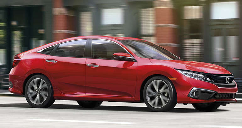 Honda Civic - Best Cars for Teen Drivers