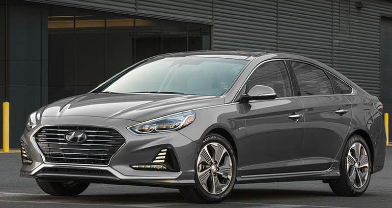 Hyundai Sonata Hybrid - Best Cars for First-Job Commuters