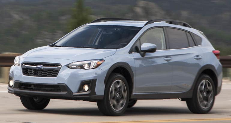 Subaru Crosstrek - Best Cars for First-Job Commuters