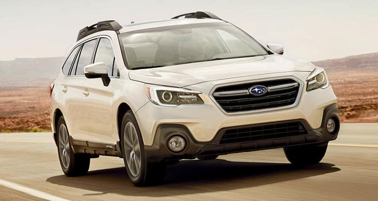 Subaru Outback Best Cars For Savvy Seniors
