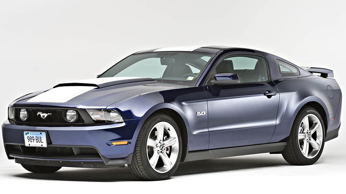 Takata Airbag Recall includes 2011 Ford Mustang