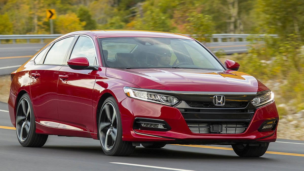 2019 Honda Accord stands our for car owner satisfaction