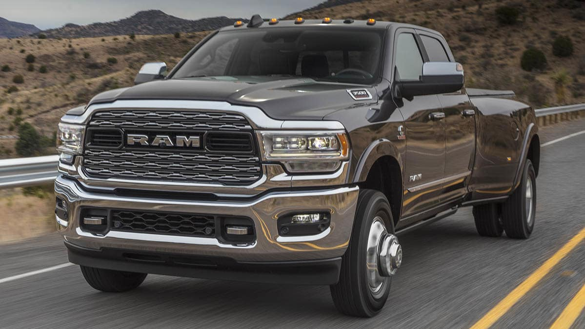 2019 Ram Hd Pickup Truck Dually
