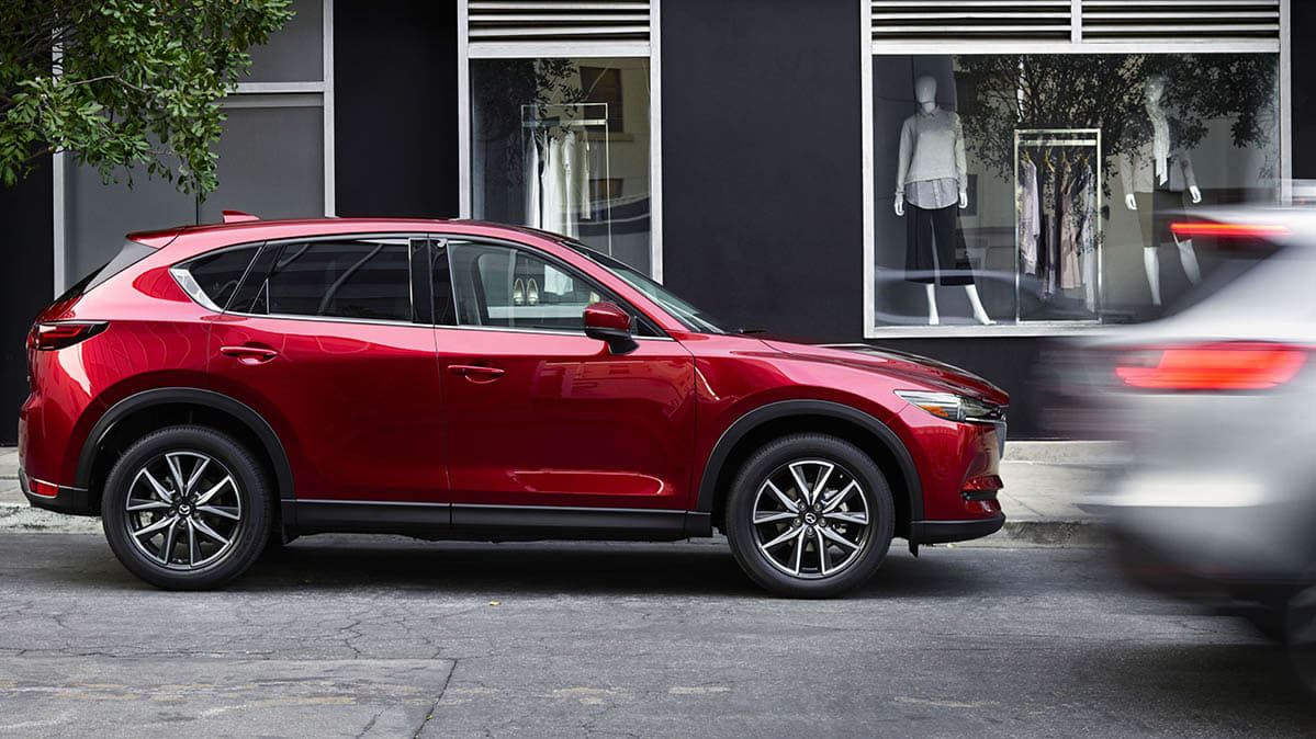 Mazda Recalls 262,000 Vehicles Because They Could Stall