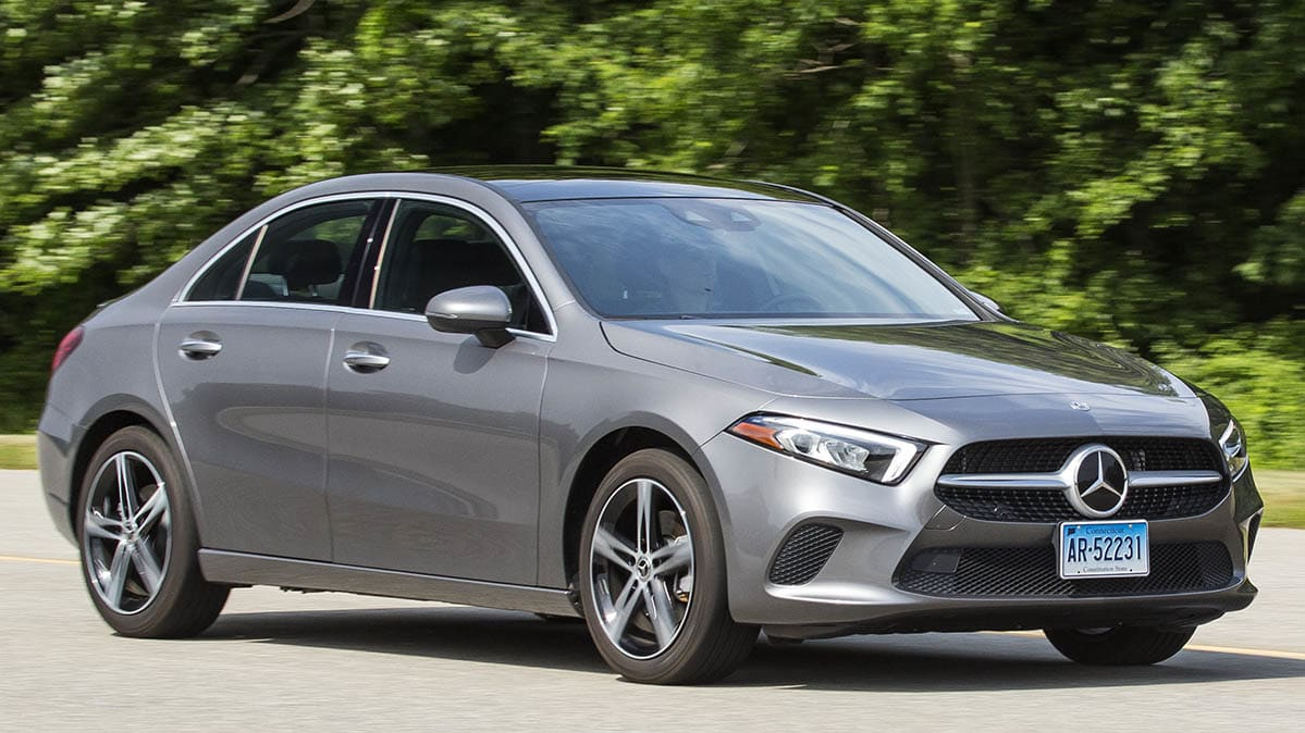 2019 Mercedes-Benz A-Class Packs High Tech and Luxury Into a Small Package