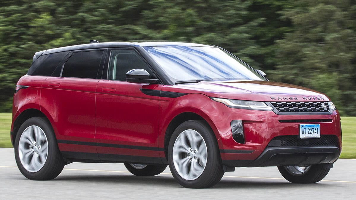 Best Over The Range Microwave 2020 2020 Land Rover Range Rover Evoque   Consumer Reports