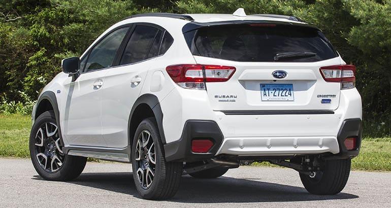 2019 Subaru Crosstrek Hybrid Rear