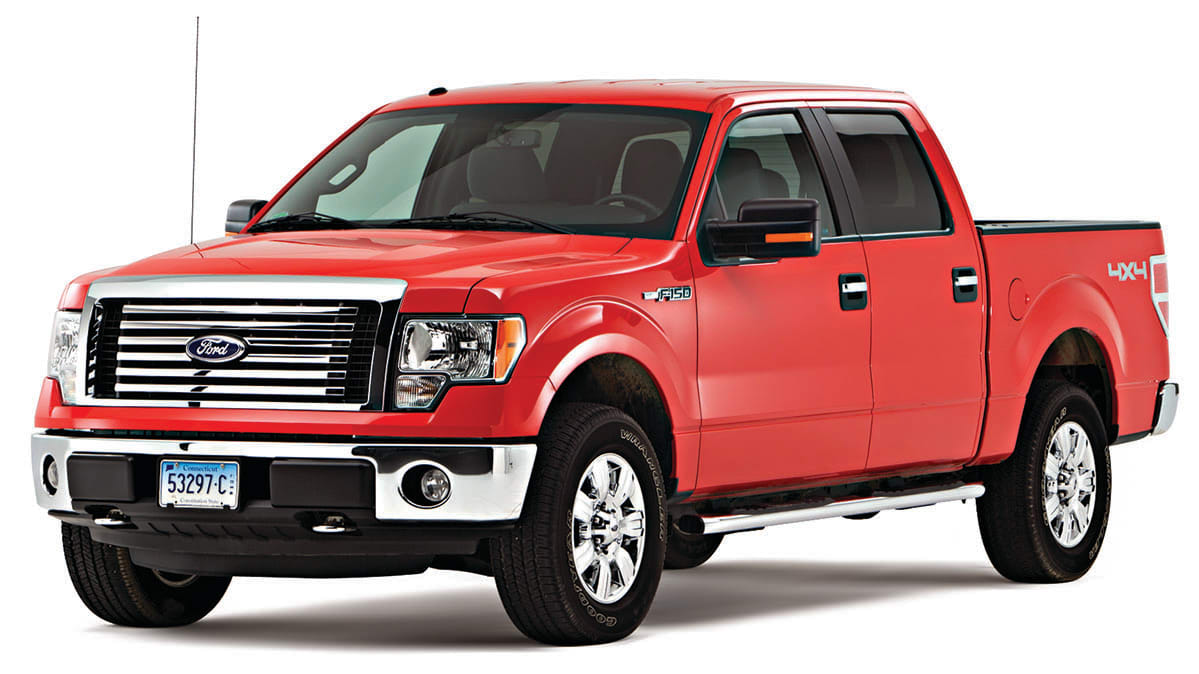 Ford F 150 Recalled Over Transmission Issue Consumer Reports