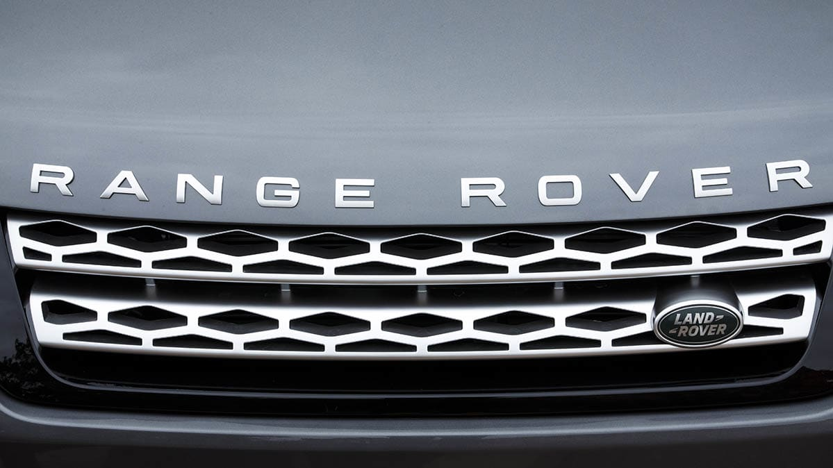 Range Rovers Are Recalled for a Seat Belt Problem