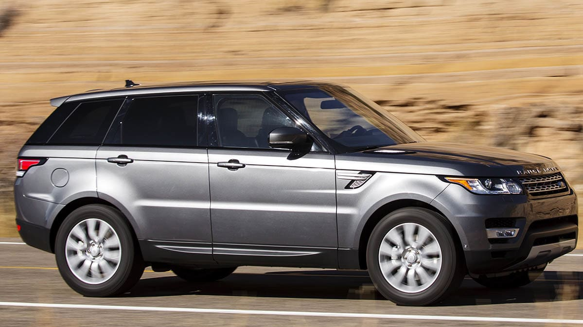 Range Rover SUVs Are Recalled for a Door-Latch Problem