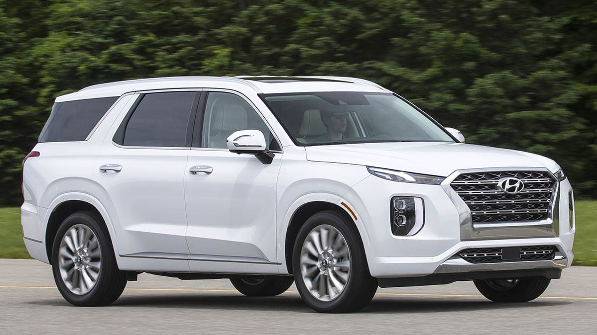 2020 Hyundai Palisade Is Packed With Features and Refinement
