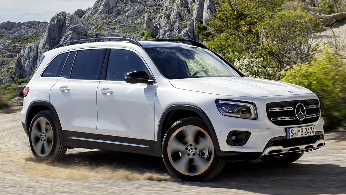2020 Mercedes-Benz GLB SUV Preview - Consumer Reports