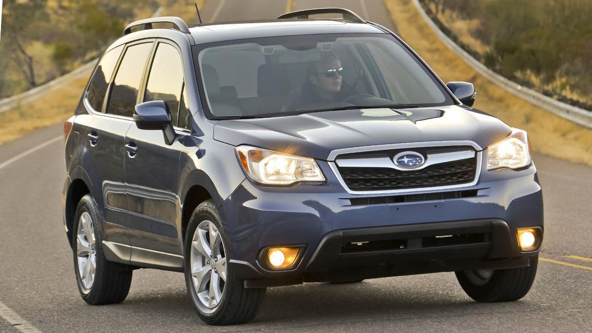 Subaru To Recall Impreza, Crosstrek, And Forester