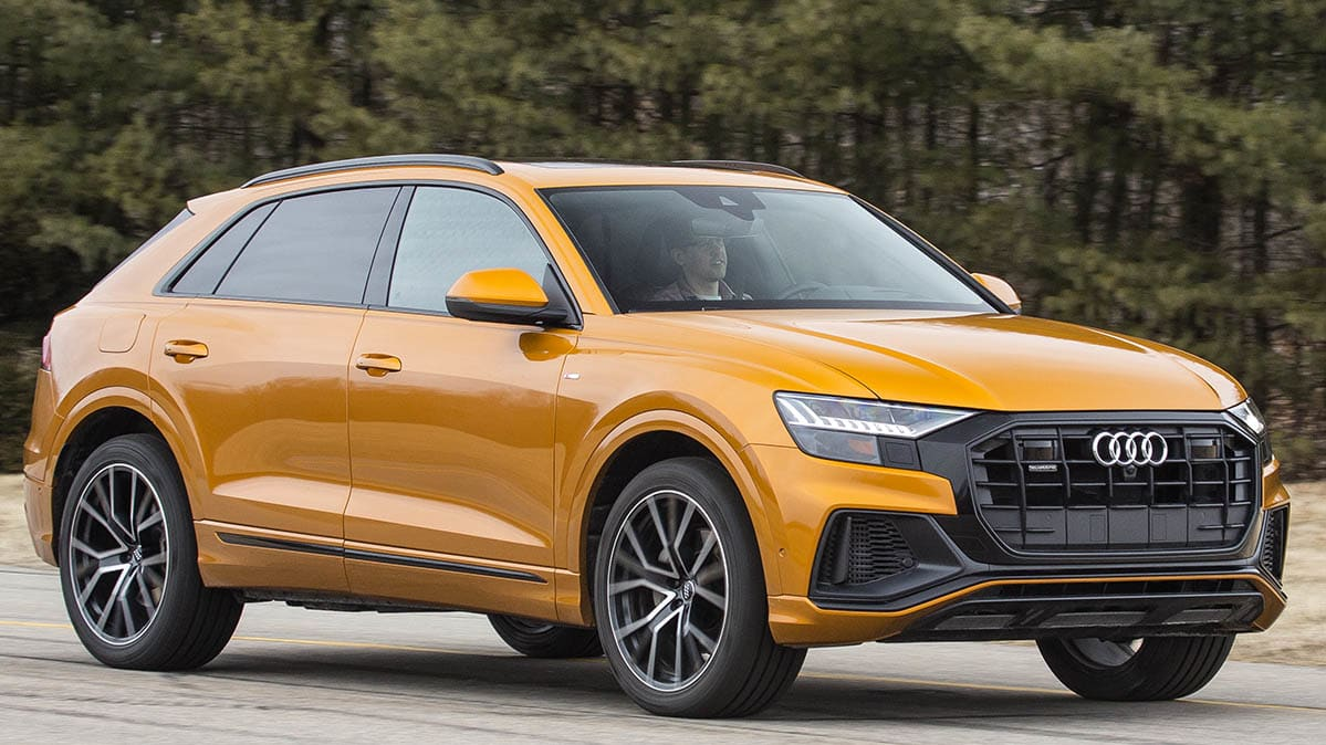 2019 Audi Q8 is Sleek, Luxurious, and Appealing