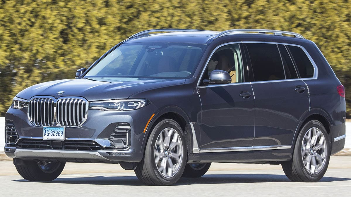 2019 Bmw X7 Is Luxurious Large And In Charge Consumer