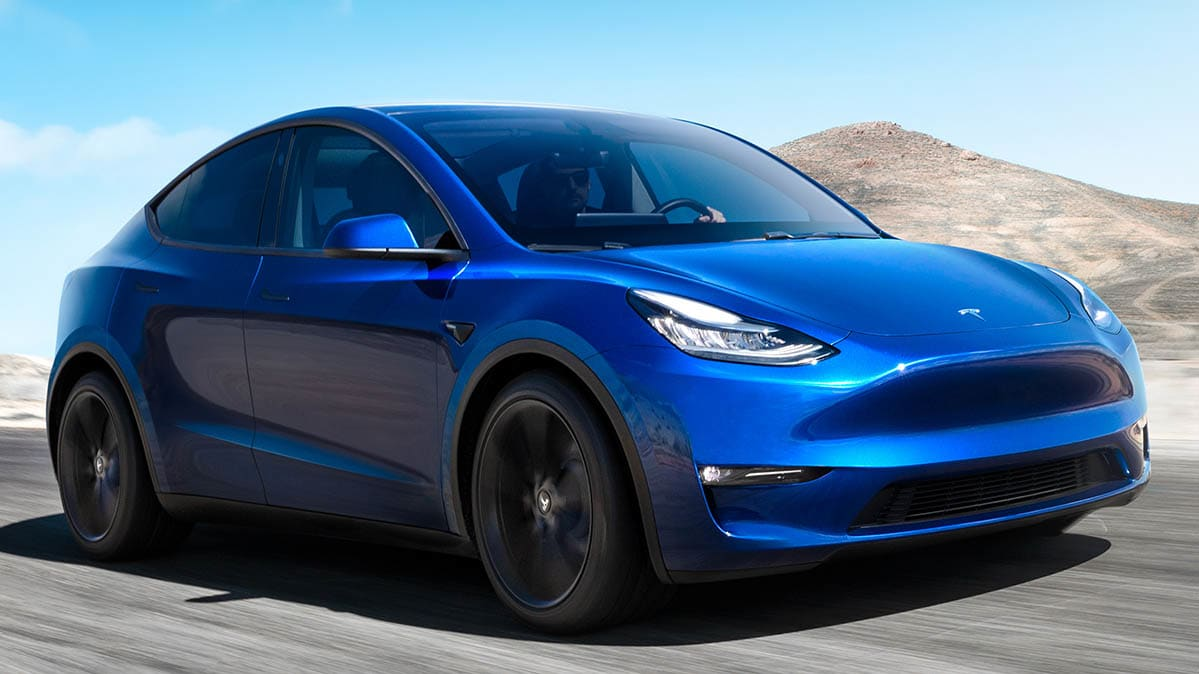 Car shoppers can now choose a Tesla Model Y.