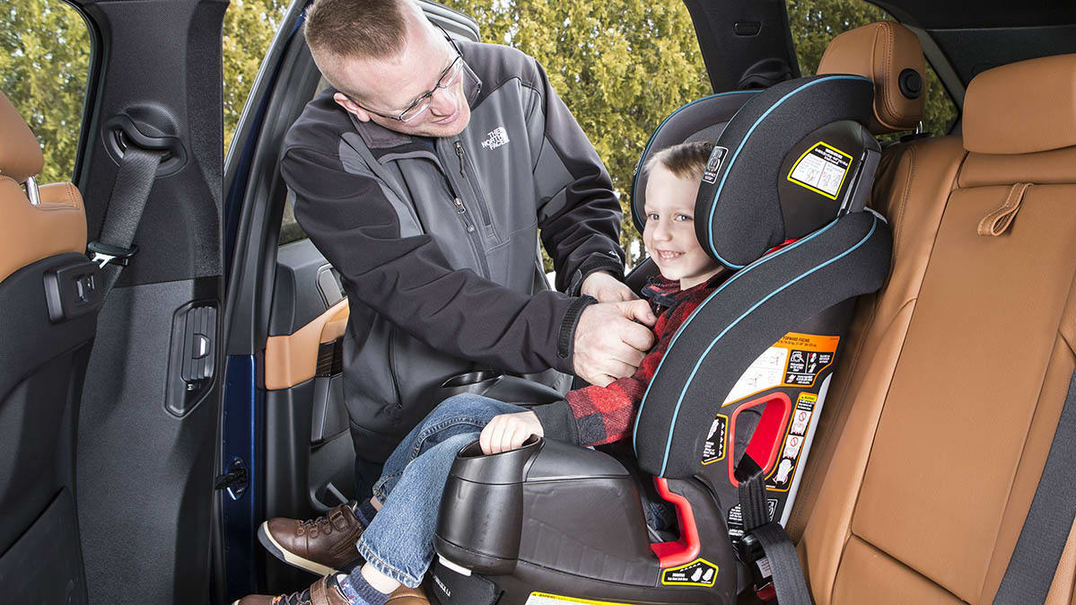 Best Toddler-Booster Combination Car Seats- Consumer Reports