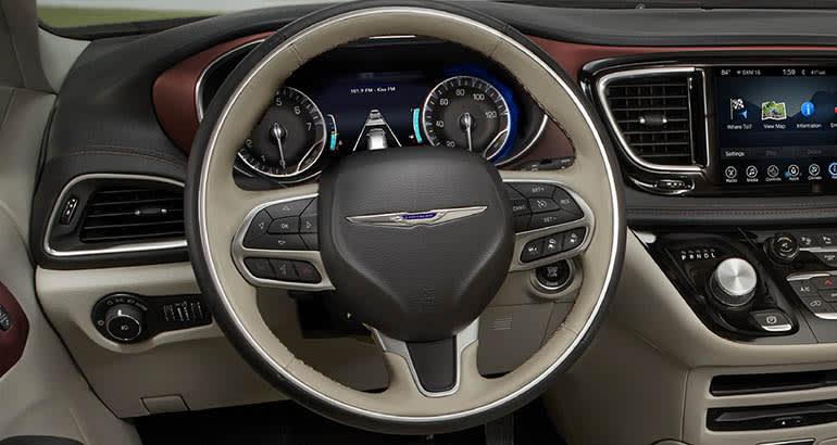 Chrysler Recall Of The Pacifica Minivan