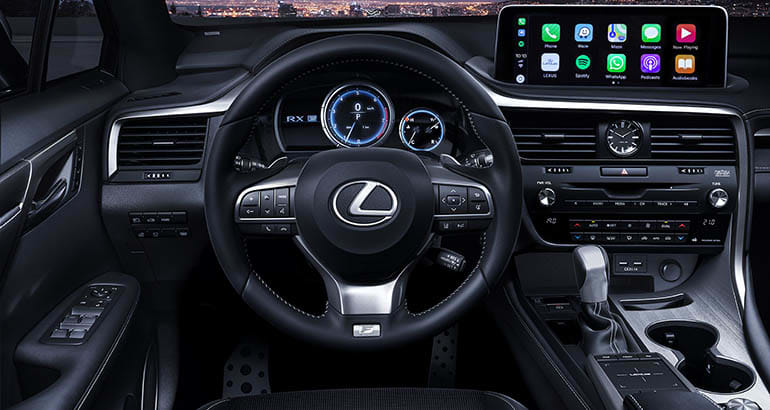 2020 Lexus Rx Gets Much Needed Updates Consumer Reports