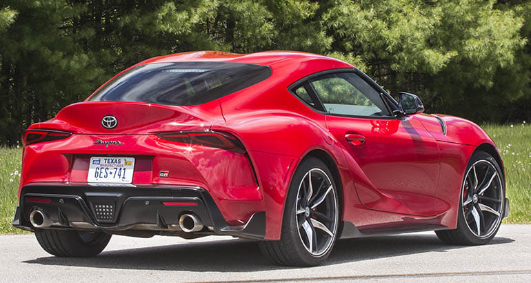 2020 Toyota Supra Makes Thrilling Return Consumer Reports