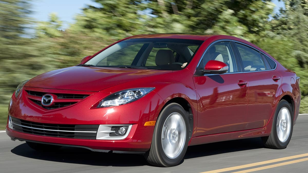 Mazda6 Is Recalled for a Corrosion Problem
