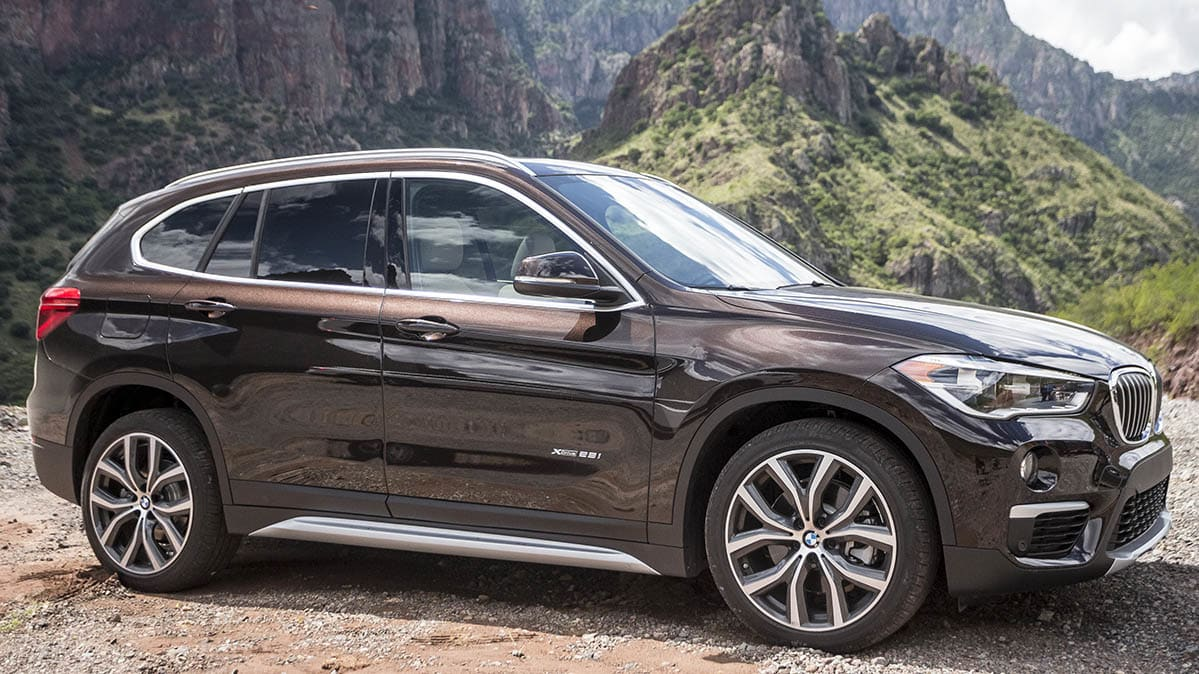 BMW X1 Recalled Because It Doesn't Meet Federal Safety Standards