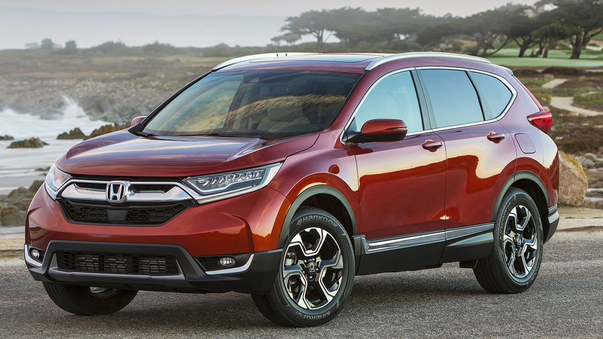 119K 2019 Honda CR-V crossover SUVs recalled to fix airbags