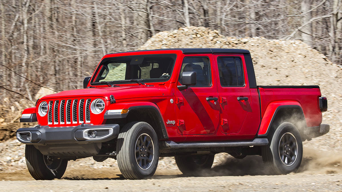 2020 Jeep Gladiator Is a Fresh Twist on a Classic