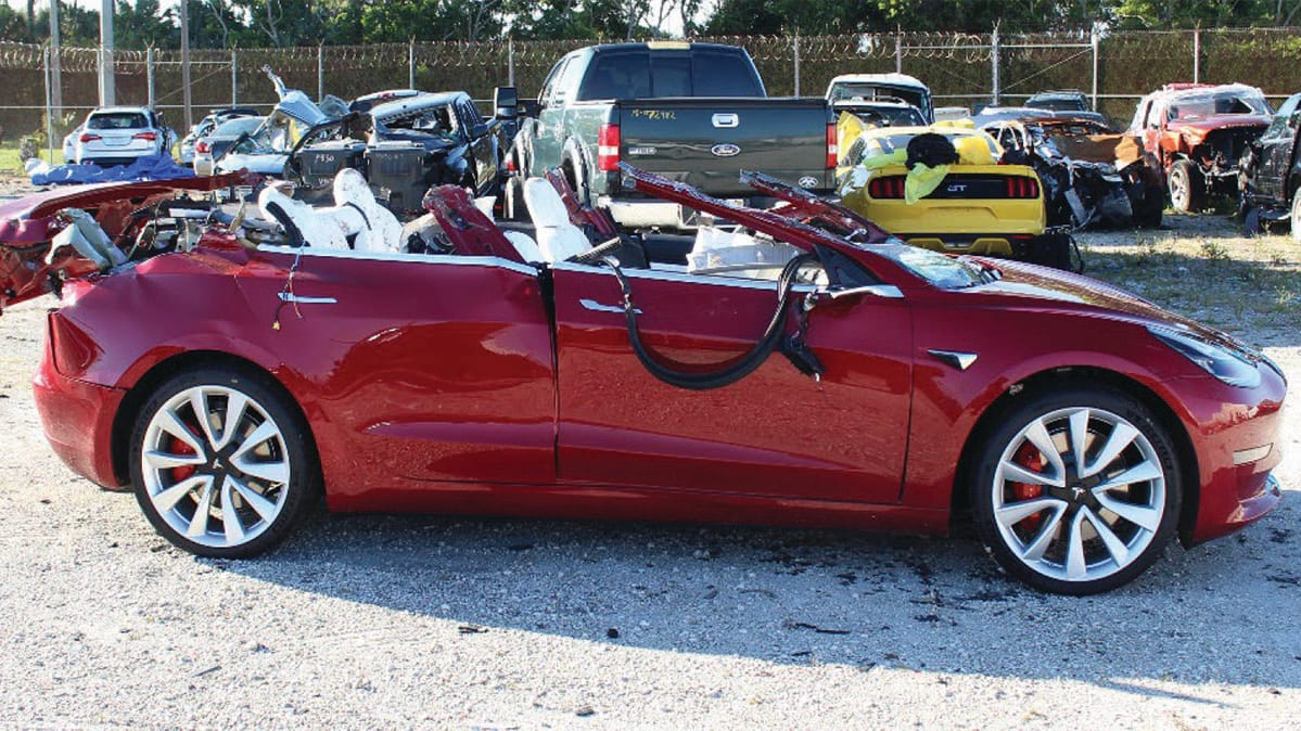 Tesla Model 3 that crashed in Florida had Autopilot active, NTSB finds