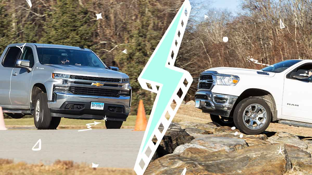 Face-Off: Chevrolet Silverado 1500 vs. Ram 1500