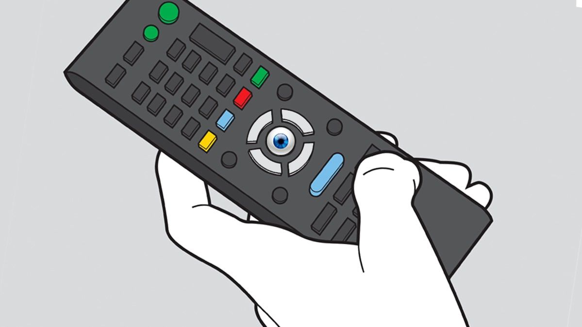TV remote control: ACR will assist with ad targeting during the Super Bowl.